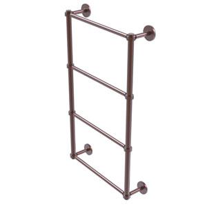 Prestige Skyline Antique Copper 36-Inch Four-Tier Ladder Towel Bar