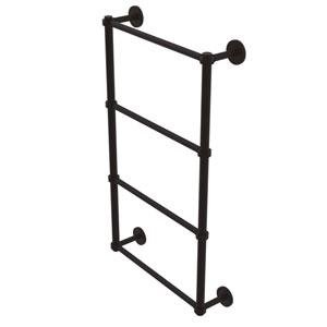 Prestige Skyline Oil Rubbed Bronze 36-Inch Four-Tier Ladder Towel Bar