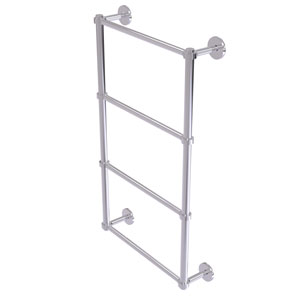 Prestige Skyline Polished Chrome 36-Inch Four-Tier Ladder Towel Bar