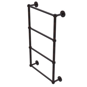 Prestige Skyline Venetian Bronze 36-Inch Four-Tier Ladder Towel Bar