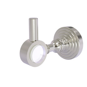 Pacific Grove Satin Nickel Three-Inch Robe Hook