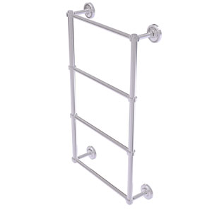 Prestige Regal Polished Chrome 30-Inch Four-Tier Ladder Towel Bar