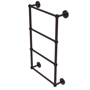 Prestige Regal Antique Bronze 36-Inch Four-Tier Ladder Towel Bar