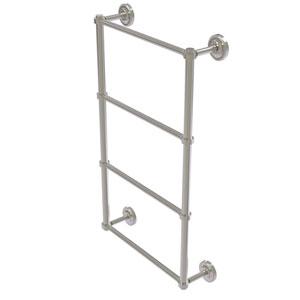 Prestige Regal Satin Nickel 36-Inch Four-Tier Ladder Towel Bar