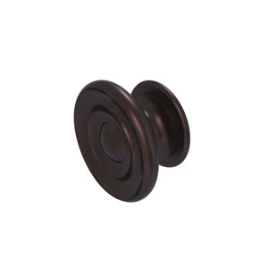 Antique Bronze One-Inch Cabinet Knob