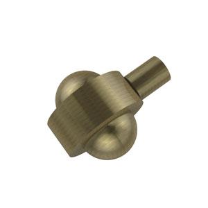 Cabinet Hardware Antique Brass Cabinet Knob 1-1/2 Inch