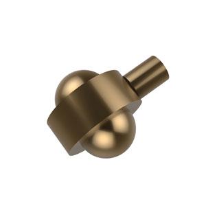 Cabinet Hardware Brushed Bronze Cabinet Knob 1-1/2 Inch