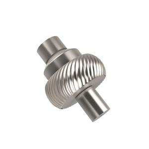 1-1/2 Inch Cabinet Knob, Satin Nickel