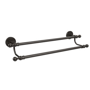 Skyline Collection 24 Inch Double Towel Bar, Oil Rubbed Bronze