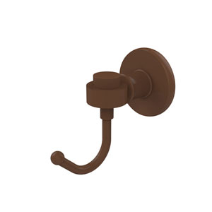 Continental Collection Robe Hook, Antique Bronze