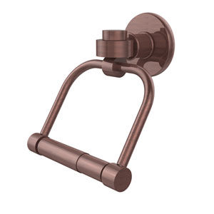 Continental Collection 2 Post Toilet Tissue Holder, Antique Copper