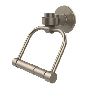 Continental Collection 2 Post Toilet Tissue Holder, Antique Pewter