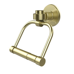 Continental Collection 2 Post Toilet Tissue Holder, Satin Brass