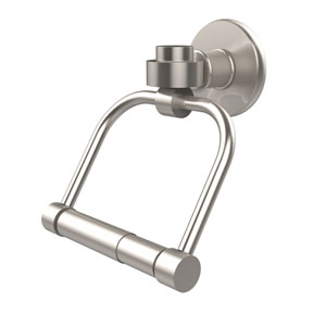 Continental Collection 2 Post Toilet Tissue Holder, Satin Nickel
