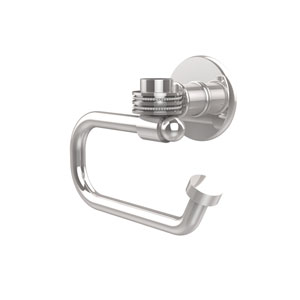 Continental Collection Euro Style Toilet Tissue Holder with Dotted Accents, Polished Chrome