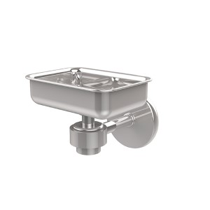 Satellite Orbit One Polished Chrome Wall-Mounted Soap Dish