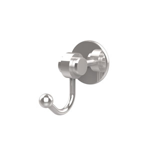 Satellite Orbit Two Collection Robe Hook, Polished Chrome