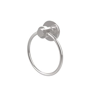 Mercury Polished Chrome Towel Ring