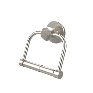 Mercury Satin Nickel Double Post Toilet Paper Holder