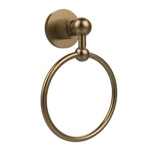 Astor Place Brushed Bronze Towel Ring