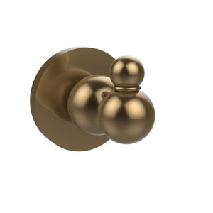 Bolero Collection Robe Hook, Brushed Bronze