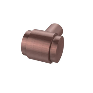 Antique Copper 1 Inch Knob