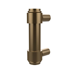 3 Inch Cabinet Pull, Brushed Bronze
