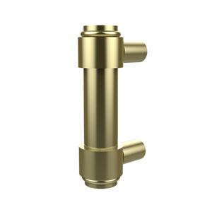 3 Inch Cabinet Pull, Satin Brass