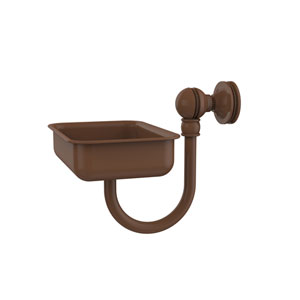 Mambo Collection Wall Mounted Soap Dish, Antique Bronze