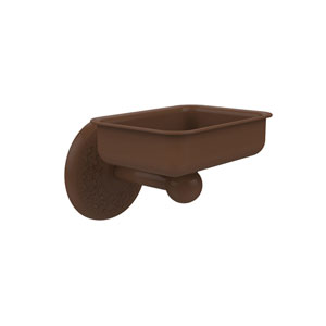 Monte Carlo Collection Wall Mounted Soap Dish, Antique Bronze