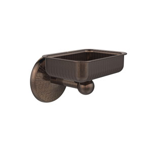 Monte Carlo Collection Wall Mounted Soap Dish, Venetian Bronze