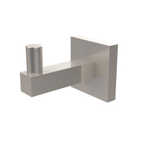 Montero Satin Nickel Robe Hook