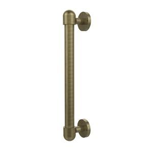 Antique Brass 8 Inch Center to Center Pull