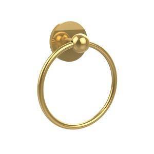 Prestige Skyline Polished Brass Towel Ring