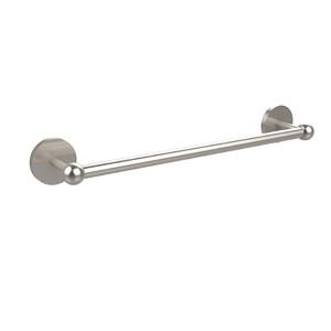 Satin Nickel 24-Inch Towel Bar