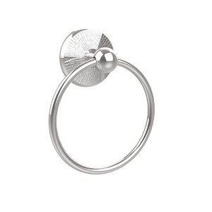 Prestige Monte Carlo Polished Chrome Towel Ring
