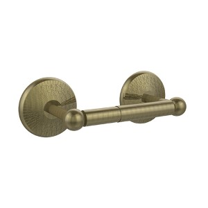 Prestige Monte Carlo Antique Brass Double Post Toilet Paper Holder