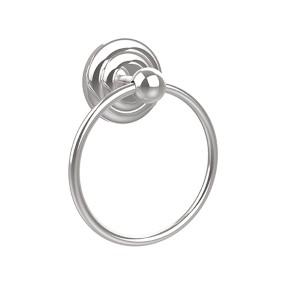 Prestige Que-New Polished Chrome Towel Ring