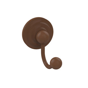 Prestige Que New Collection Robe Hook, Antique Bronze