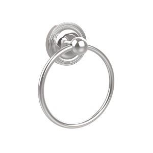 Prestige Regal Polished Chrome Towel Ring
