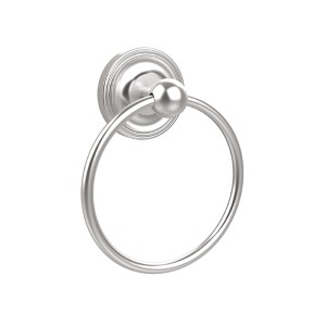 Prestige Regal Satin Chrome Towel Ring