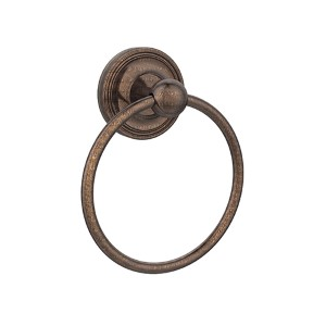 Venetian Bronze Towel Ring
