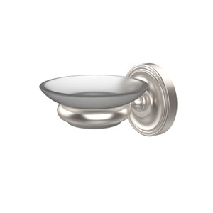 Prestige Regal Collection Wall Mounted Soap Dish, Satin Nickel