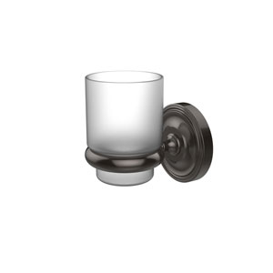 Prestige Regal Collection Wall Mounted Tumbler Holder, Oil Rubbed Bronze