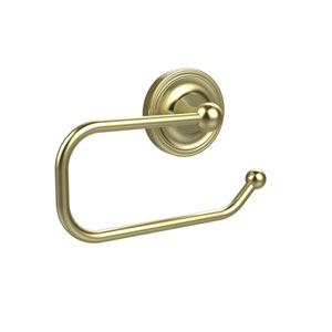 Regal Collection European Style Toilet Tissue Holder, Satin Brass