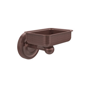 Regal Collection Wall Mounted Soap Dish, Antique Copper