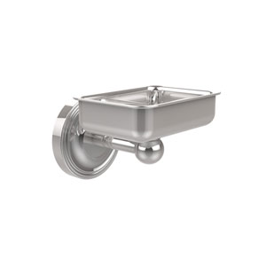 Regal Collection Wall Mounted Soap Dish, Polished Chrome