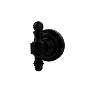 Retro Dot Matte Black Utility Hook