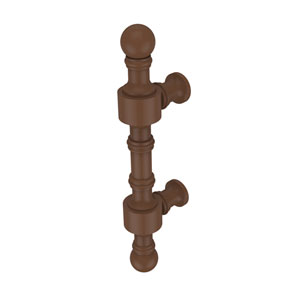 Retro Wave Collection 3 Inch Cabinet Pull, Antique Bronze