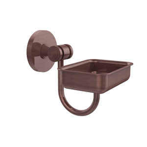 South Beach Collection Wall Mounted Soap Dish, Antique Copper